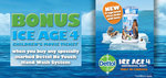 Ice Age 4 Childs Movie Ticket When You Purchase Specially Marked Dettol No Touch Handwash System