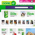 Oovie September Wednesday Code - Free Movie Rental!