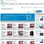 Dell 3 Day Cyber Super Sale - Inspiron 15R SE (i7, 8GB) $799, UltraSharp U2412M $279