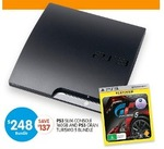 PS3 Slim Console 160GB & Gran Turismo 5 Bundle $248 Delivered (Save $137) @ BigW 8 Dec