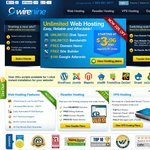 WireNine - 80% OFF Web Hosting + FREE Domain (for 1 - 3 Year Subscriptions)