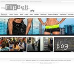 FlipBelt - Running Belt (Holds Keys, Phone etc) ~ $27 Delivered from US