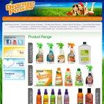 Orange Power Laundry Detergent at Coles Half Price $4.00 Powder $4.50 Liquid