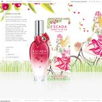 FREE Escada Fragrance Sample - No FB Like Required