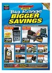 Supercheap Auto 50% off SCA Branded Air Tools