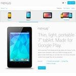 Google Nexus 7 16GB $198 at Harvey Norman North Ryde [NSW]