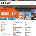 (Jetstar) Perth - Lombok $119 One Way or $176 Return
