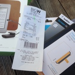 Belkin Kindle Accessory Pack Big W $20 down from $48