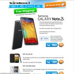Nexus 7 2013 LTE $415, Galaxy Note 3 $869, HTC One XL 4G $389, HTC One Mini $499 Free Shipping