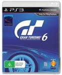 Gran Turismo 6 PS3 $44 @ Harvey Norman