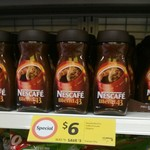 Nescafe Blend 43 - 250g - $6 @ Coles WEST LEEDERVILLE (WA) - Made in AUS Not IMPORT
