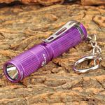 Olight I3S XPG2 Torch 1xAAA DealExtreme $16.36 Purple Only