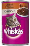 Whiskas Cat Food 400g 10 for $10 or 24 for $20 @ Woolworths