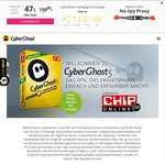CyberGhost 5 VPN Special Edition 12 Months FREE - Quick Only 5,000 Keys