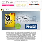 CyberGhost 5 VPN Special Edition - 6 Months Free