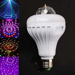 (USD $6.9 Shipped) LED E27 8W RGB Light for (Bars, Disco, Shop, KTV, Home, Stage, Club) @MyLED.com