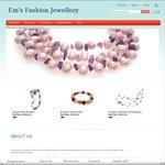 40% off Gemstone Jewellery at Em's Fashion