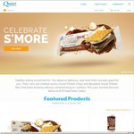 Quest Bars - 25% off - Cyber Monday