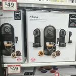 Lavazza A Modo Mio Minu Coffee Machine - Free (up to $25.50 Profit) after $50 Cashback @ Target