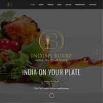[Cheltenham, VIC] All Take Away and Dine-in Orders 15% off @ Indian Burrp Restaurant