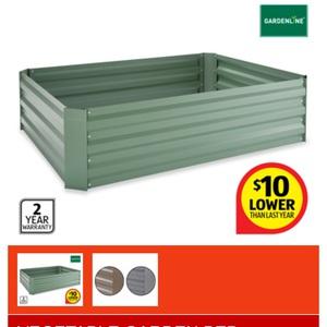 Aldi Vegetable Garden Bed 29 10 Less Than Last Year Ozbargain