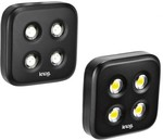 Knog Blinder 4 USB Rechargeable Bike Lights Twin Pack (Half Price) @ $39.95 + $6.95 Delivery @ Mr Cycling World