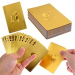 40% off 24K Gold Foil Poker Playing Cards US $4.45 (AU $6.12) Shipped @LighTake
