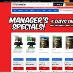 EB Games - PS4/XB1: Batman Arkham Knight $55, Rainbow Siege $55, Fallout 4 $55