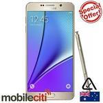Oz Stock: Samsung Note 5 64GB $899, Galaxy S6 64GB $665/128GB $764 Delivered @ Mobileciti eBay
