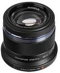 Olympus M.zuiko 45mm F1.8 - Digital ED Lens $279 (+ $17.95 P.h) @ Gerry Gibbs Camera Warehouse