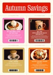 Pancake Parlour: BOGOF Short Stack, 2 × Swiss Mountain Malt $12, Salted Caramel Crunch $13