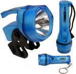 3 Pack Dorcy Combo Torches $2 + $10 Shipping @ Harvey Norman