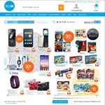 50% off Selected Optus Prepaid Phones @ Big W
