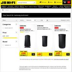 Samsung Multiroom Wireless Speakers - WAM3500 $194, WAM 5500 $237 (up to 65% off) @ JB Hi-Fi