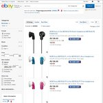 "Sony MDRE9LP Earphones $4.8, Canon EF 50mm F/1.8 STM $123.2, Gear S2 Sport $318.4, TCL 50"" FHD TV $462.4 + More @TGG eBay"