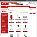 MSY 2016 EOFY - 15% off Selected TP-Link Models