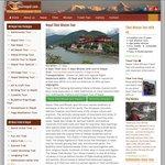 Nepal Tibet Bhutan Tour - 22 Days - 5% off - USD $4790 (~AUD $6400) @ iTourNepal.com
