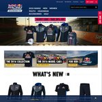 30% off at Red Bull Racing Australia's Official Merchandise Store