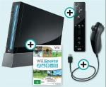 Nintendo Wii $260 @ Toys R Us