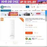 Xiaomi Mi WiFi 300Mbps Amplifier 2 $8.88 US, Xiaomi Mi 5S 3GB/64GB Phone $269.99 US Delivered @ GeekBuying