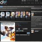 AU $49.99 Overwatch Origins Edition - Battle.net @ Gamedealing