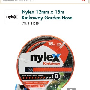 Nylex 15metre Kinkaway Hose $15 from $39.95 Bunnings Mcgrath Hill NSW - OzBargain  sc 1 st  OzBargain & Nylex 15metre Kinkaway Hose $15 from $39.95 Bunnings Mcgrath Hill ...