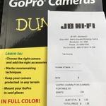GoPro Cameras for Dummies Paperback $1 @ JB Hi-Fi
