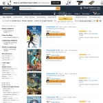 Free Comics on Amazon US Via Kindle (X-Files, Star Trek, Warhammer, Transformers, John Woo's Seven Brothers and More)