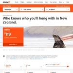 Jetstar NZ Sale (Return): MEL-CHC $176, MEL-AKL $187, MEL-ZQN $232, SYD-CHC $180, SYD-AKL $192, SYD-ZQN $240, OOL-AKL $190 +MORE