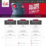 $100 Gift Card on Selected Virgin Mobile Plans