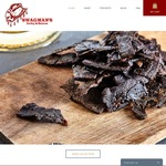 EOFYS up to 25% off Beef Jerky Pork Crackling Chilli Sauce except 1kg Packs + Free Shipping on Orders over $50 @ Swagmans