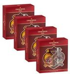 Chivas Regal Extra Scotch Whisky Gift Pack with 2 Glasses (4x Gift Packs) - Pay Only $186.15 + FREE DELIVERY @GraysOnline eBay