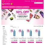 Priceline - 50% off Haircare (Wed & Thur) Plus 30% off Hair Electrical