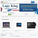 Nikon: KeyMission 360° $400 | KeyMission 170° $265 | Sunbeam Toaster+Kettle $40 | Oaxis Kids Watchphone $160 @ eBay Lapyking